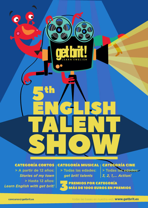 5th English Talent Show