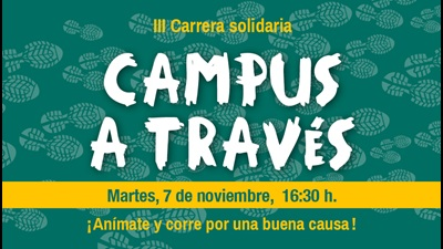 III Carrera Solidaria Campus a Través