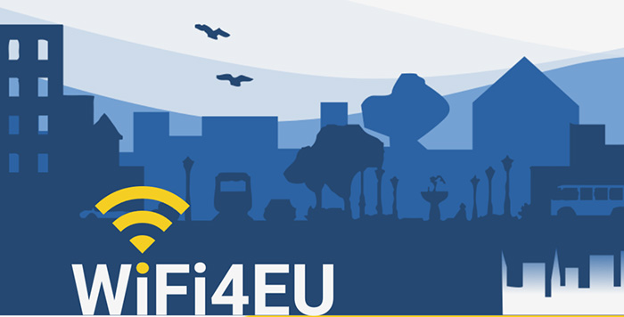 Ya está disponible la WIFI abierta #WIFI4EU